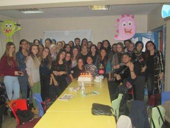 Tegv Çaycuma'dan Paylaşım Ve Motivasyon Toplantısı