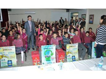 Çukurova Belediyesi'nden Öğrencilere Çevre Eğitimi