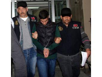 Polis Merkezine Saldırıya İlk Tutuklama
