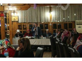 Belediyeden Amasyalı Kadınlara 9. Kültür Evi Müjdesi