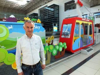 Antalya Havalimanına Teleferik Çocuk Alanı