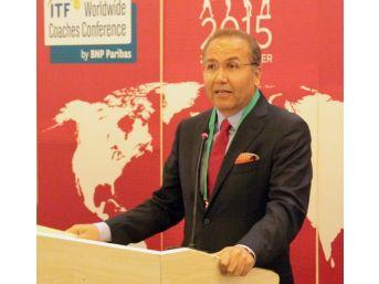 Dünya Koçlar Konferansı Antalya'da Başladı