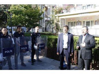 Rusya Antalya Başkonsolosluğu Önünde Siyah Çelenk Krizi