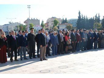 24 Kasım Öğretmenler Günü Didim'de Kutlandı