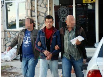 8 Yıl Kesinlemiş Cezası Bulunan Kredi Kartı Dolandırıcısı Polisten Kaçamadı