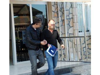 9 Yıldır Sahte Kimlikle Saklanan Şahıs Didim'de Polisin Parmak İzin Çalışması Sonucunda Yakalandı