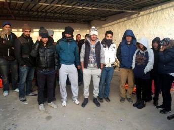 Didim'de 79 Suriyeli Yakalandı