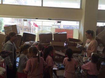 Didim'de Yardımsevenler 3500 Kişiyi Sevindirdi