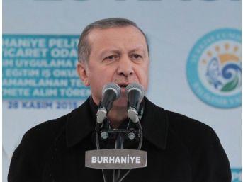Baro Başkanı Elçi Ve Şehit Polise Rahmet Dileyen Cumhurbaşkanı Erdoğan: