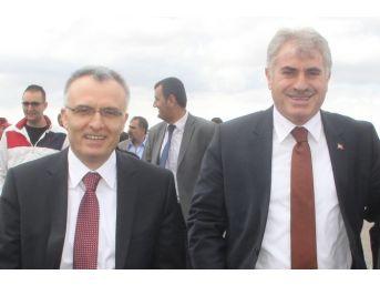 """Başkan Memiş: """"ülkemizin Para Politikası Milletvekilimiz Ağbal'a Emanet"""""""