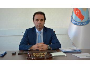 Kaymakam Erkan'dan Öğretmenler Günü Mesajı