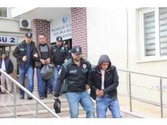 Bursa'da Yapılan Uyuşturucu Operasyonunda 16 Kişi Tutuklandı