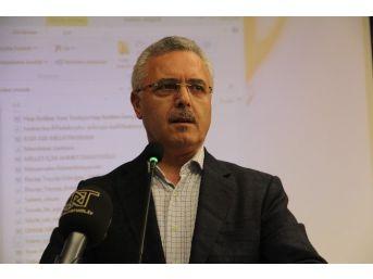Ak Parti Genel Başkan Yardımcısı Mustafa Taş: