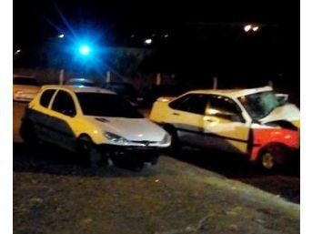 Sungurlu'da İki Ayrı Kaza: 4 Yaralı