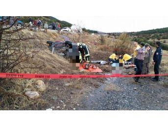 Denizli'de Kaza: 2 Ölü