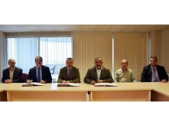 Düzce Üniversitesi'nden İşbirliği Protokolü