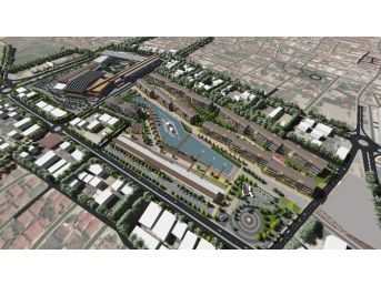 Kentsel Dönüşümde 'yeni Bir Şehir' Olacak