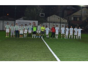Turnuvada 4 Maç Yapıldı