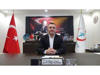 Erzincan'da Zarftan Dökülen Toz Paniğe Neden Oldu