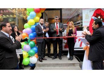 Loris Parfümün Erzurum'da İkinci Şubesi Açıldı