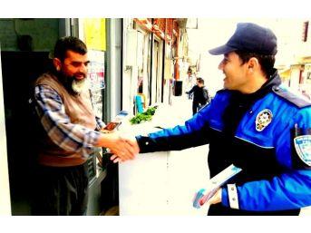 Polis Vatandaşları Hırsızlık Olaylarına Karşı Uyardı