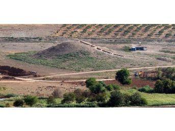 Yenice Höyük Arkeolojik Kazı Çalışmalarında Eski Çağlardan İzlere Rastlandı