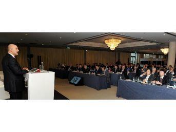 Deik-fcıc 2'inci Uluslararası Mühendislik Forumu İstanbul'da Başladı