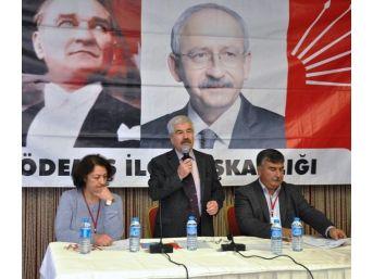 """Chp Ödemiş """"nazan Dönmez"""" Dedi"""