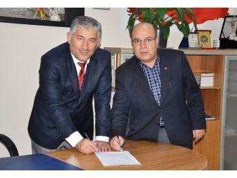 Takbis İçin Türkiye'de İlk Protokol Ödemiş'te İmzalandı