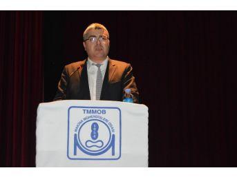 Şofben Ve Kombi Zehirlenmelerine Karşı Uyarılarda Bulunan Mmo Kayseri Şube Başkanı Ersin Fener:
