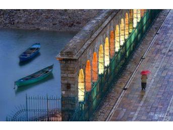 Beyşehir'in Tarihi Köprüsü Konyalı Fotoğrafçılara Ödül Kazandırdı