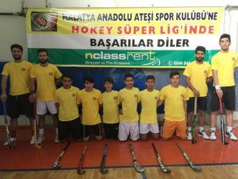 Malatya Anadolu Ateşi Süper Lig'e Hazır