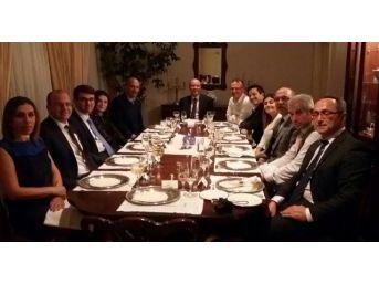 Rektör Çelik 10. Avrupa Kalite Güvence Forumu'na Katıldı