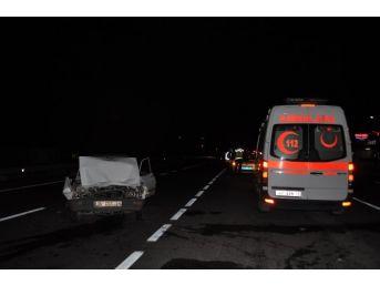 Turgutlu'da Trafik Kazası: 5 Yaralı