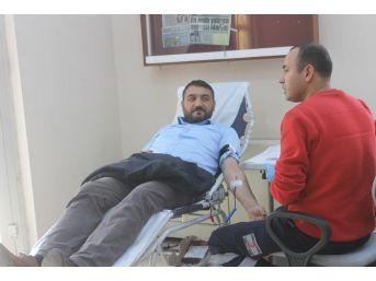 Mardin Osb'den Kızılay'a Kan Bağışı