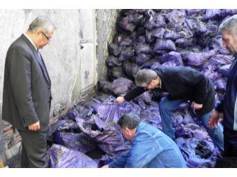 Mardin'de Kömür Denetimi