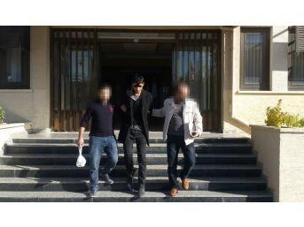 Uyuşturucu Satıcısı Ve Kapkaççılar Tutuklandı