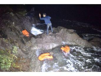 Batan Kaçak Teknesinde 2 Çocuk Boğularak Öldü