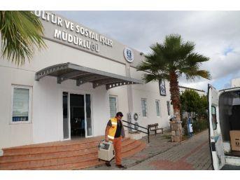 Bodrum Belediyesi'nden Hasta Vatandaşa Yardım