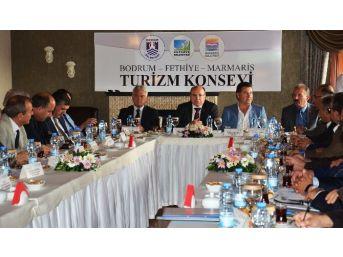 Muğla Turizm Konseyi Toplandı