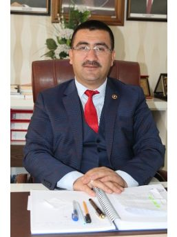Niğde İl Genel Meclis Başkanı Mahmut Peşin;
