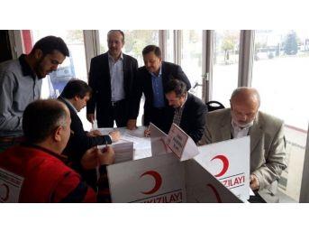 Fatsa'da Kan Bağışı Kampanyası