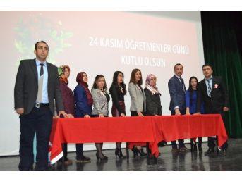Osmaniye'de Yeni Öğretmenler Yemin Etti
