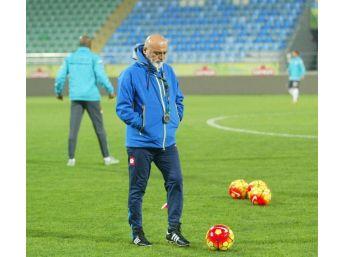 Çaykur Rizespor'da Torku Konyaspor Hazırlıkları