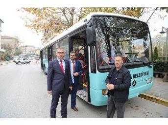 İstanbul Büyükşehir Belediyesinden Sapanca Belediyesine Otobüs
