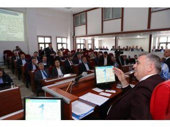 Sakarya Büyükşehir Belediyesi 2016 Yılı Bütçesi Belli Oldu
