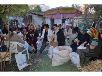 Bafra'da Zembil Kursu