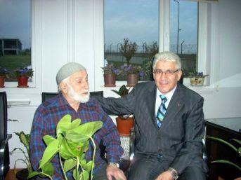 Mehmetçik Vakfı'ndan Bağışçısına Ziyaret