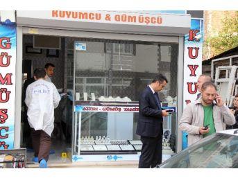 Samsun'daki Kanlı Kuyumcu Soygunu