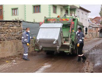 Sivas'ta Köyler Sağlıklı Çevreye Kavuşturuluyor